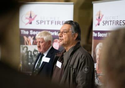023 Secret Spitfires - 15th Oct 2019 - Photo by Ash Mills